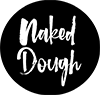 Cookie Dough Shop | London UK | Naked Dough Logo