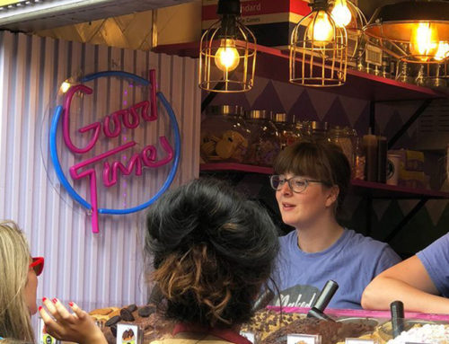 Naked Dough: Camden Market Update