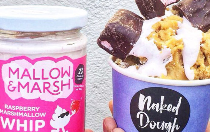 Cupid's Dough. Collab with Mallow & Marsh.