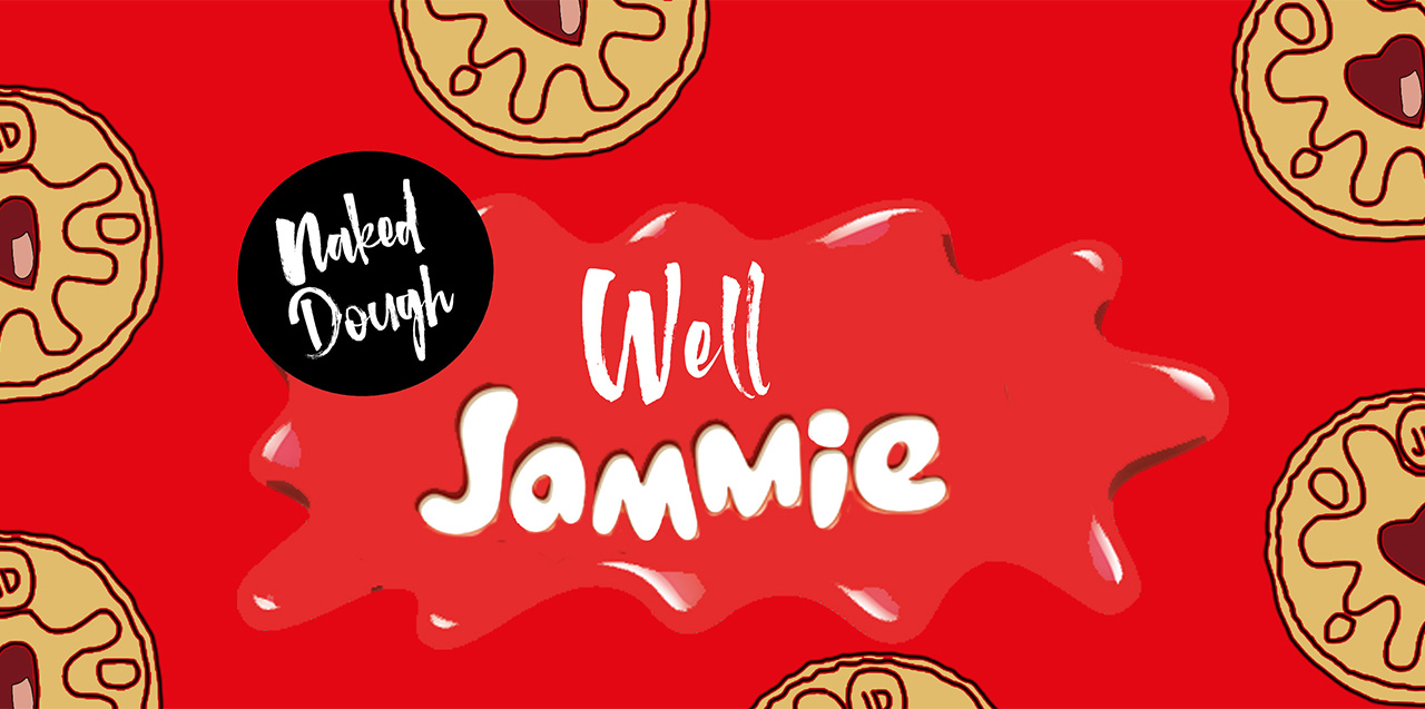 New limited edition Well Jammie cookie dough.