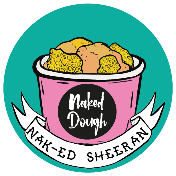 Nak-Ed Sheeran cookie dough.