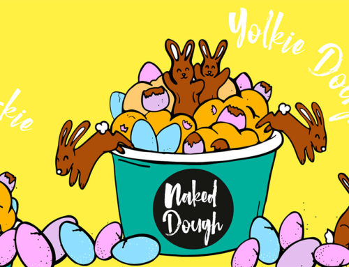 Celebrate Easter with Yolkie Dough-kie